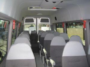 groepsvervoer taxi haarlem bus